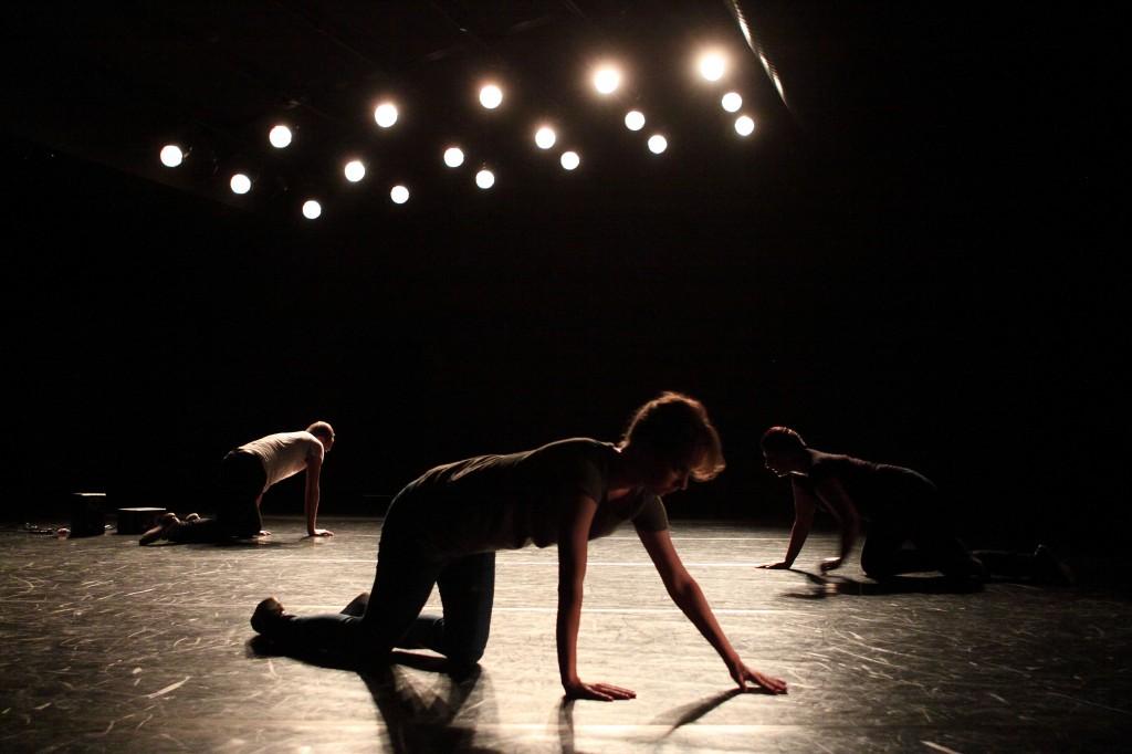 """Rekonstrukcja"", choreografia Joanna Leśnierowska, fot. Jakub Wittchen"