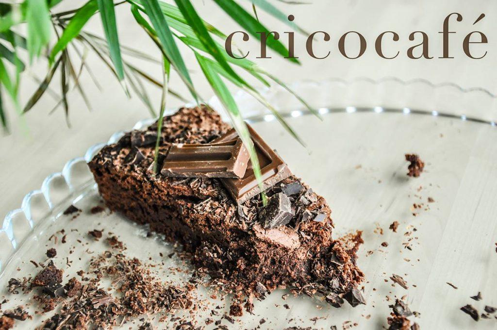 menu cricocafe