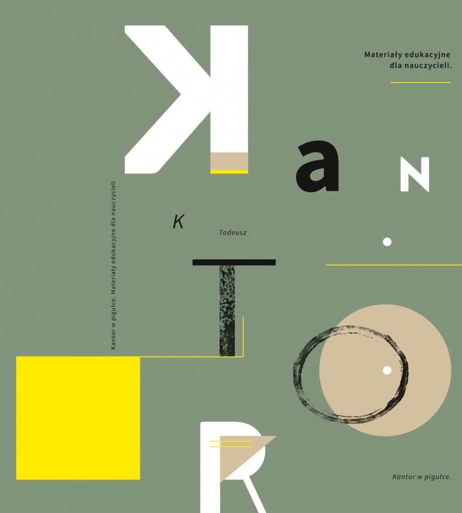 Na zdjęciu: okładka płyty Kantor w pigułce