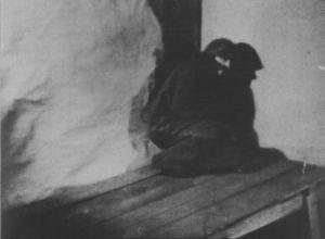 """Odys, """"Powrót Odysa"""", 1944, kostium nie zachował się"""