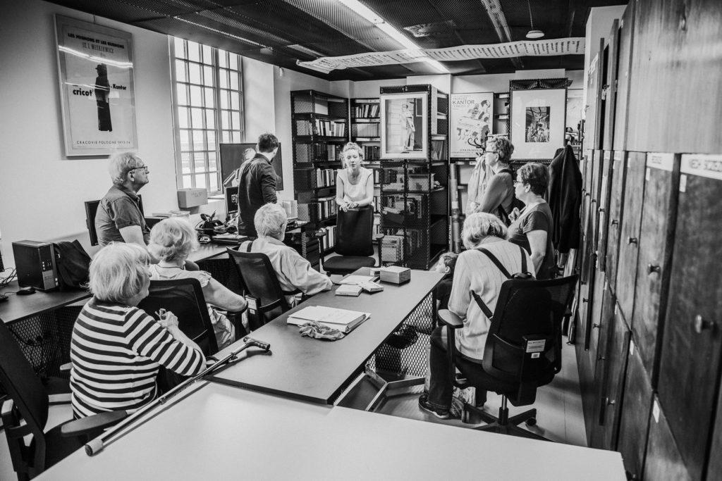 Spotkanie z seniorami, fot. Studio FILMLOVE