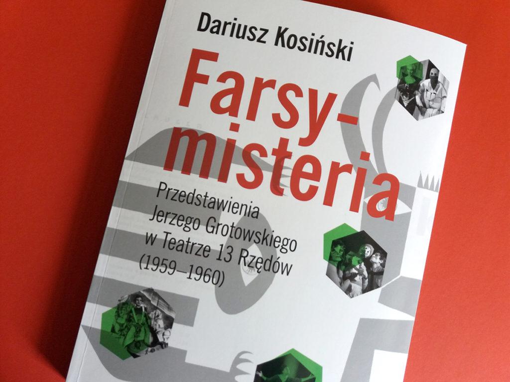 Zdjęcie okładki książki Farsy-misteria