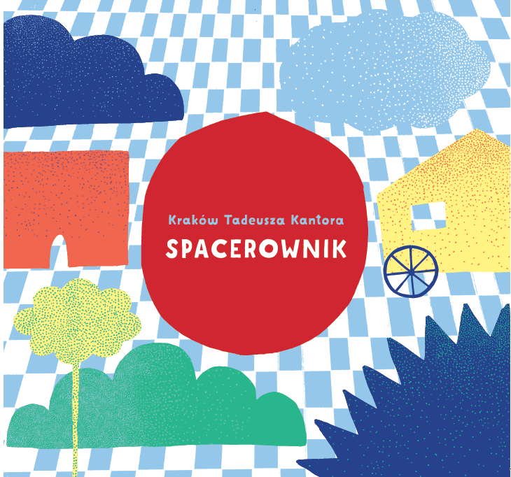 Okładka Spacerownika