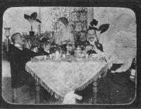 Fotografia rodzinna Tadeusza Kantora fot. Archiwum Cricoteki