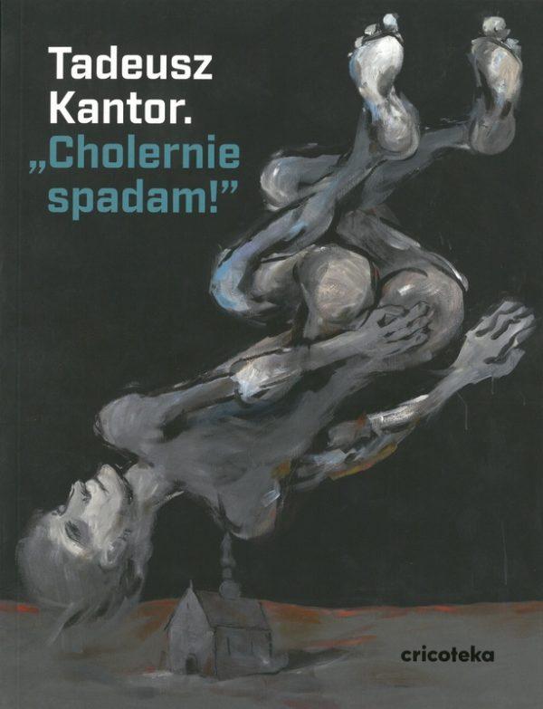 Okładka z obrazem Tadeusza Kantora