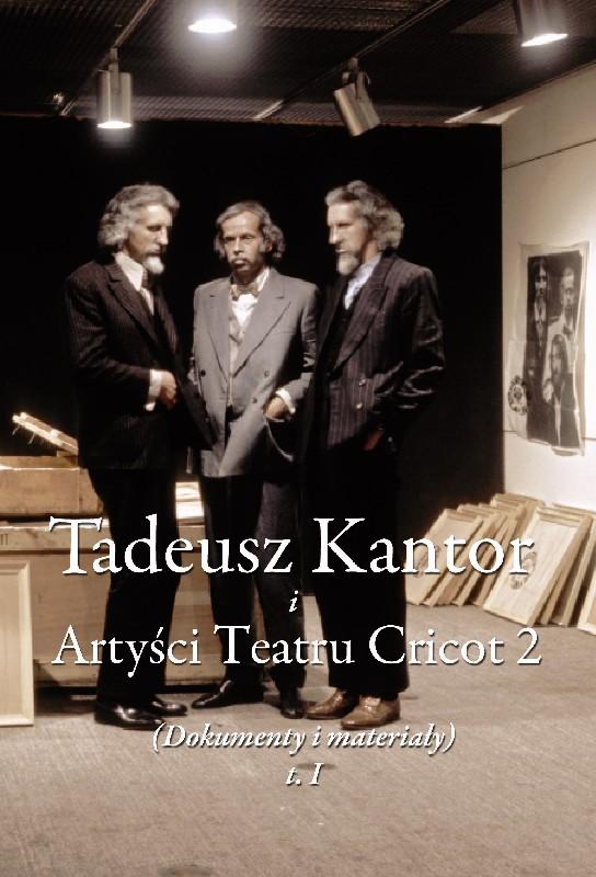 Okładka ze zdjęciem trzech mężczyzn w garniturach stojących koło siebie