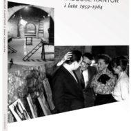 Czarno-biała okładka ze archiwalnymi zdjęciami