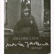 Okładka ze zdjęciem Marii Jaremy opartej o kolumnę