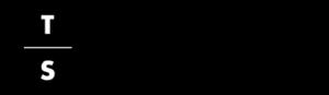 Czarny logotyp z napisem Teatroteka Szkolna