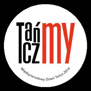 Logotyp Międzynarodowego Dnia Tańca 2019