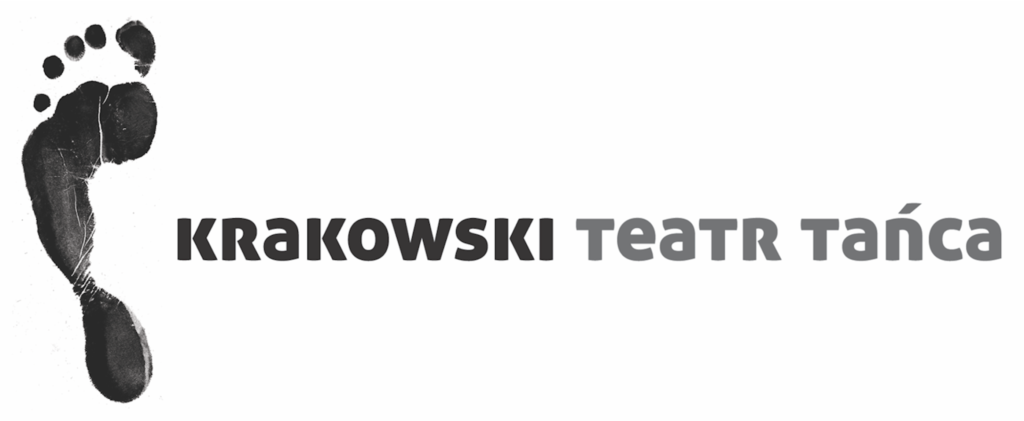 Logotyp Krakowskiego Teatru Tańca