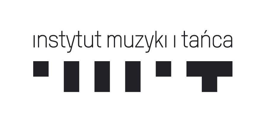 Logo Instytut Muzyki i Tańca