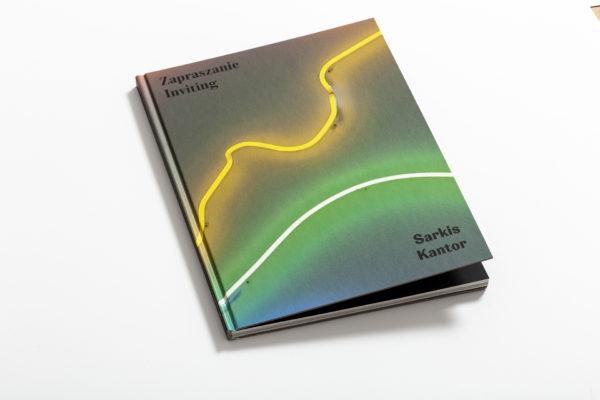 Katalog wystawy Sarkis-Kantor Zapraszanie
