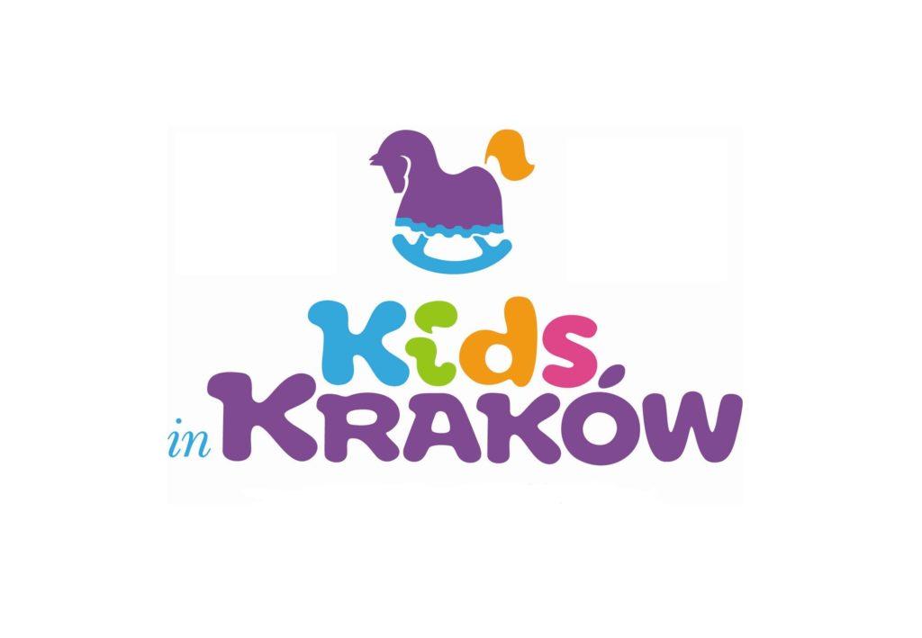 "Logotyp portalu ""Kids in Kraków"""