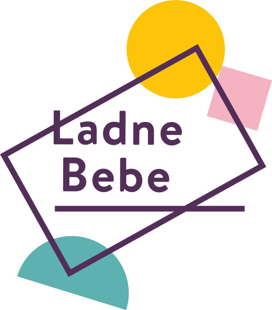 Logotyp Ładne Bebe.
