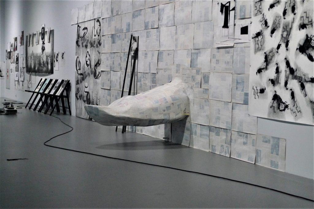 zdjęcie wystawy Cargo