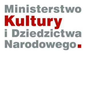 [Logo Ministerstwa Kultury i Dziedzictwa Narodowego]