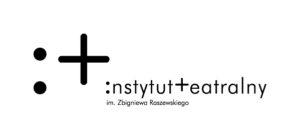 Logotyp instytut Teatralny im. Zbigniewa Raszewskiego